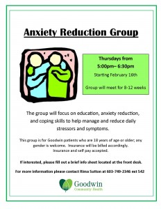Anxiety Group flyer (2)